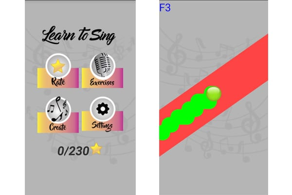 learn to sing app