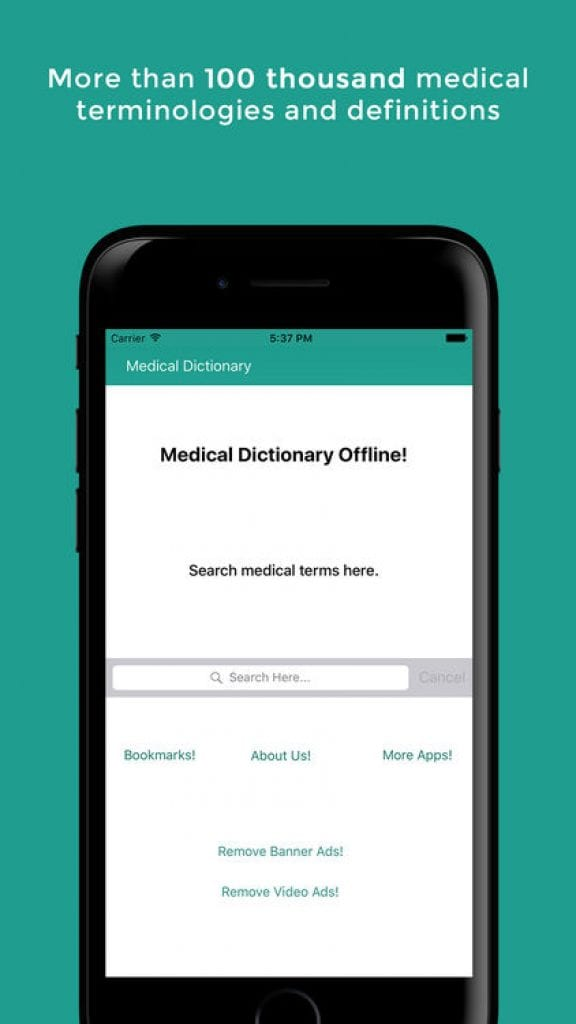 13 Free medical terminology apps for Android & iOS | Free