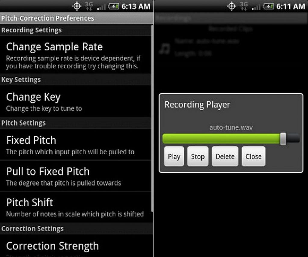 15 Best Auto Tune Apps For Android Ios Free Apps For Android And Ios