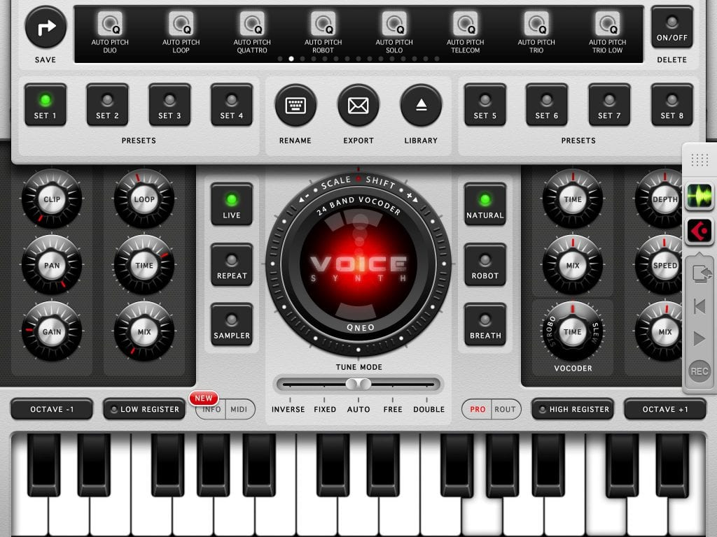 FREE AUTO TUNE APP FOR IPHONE