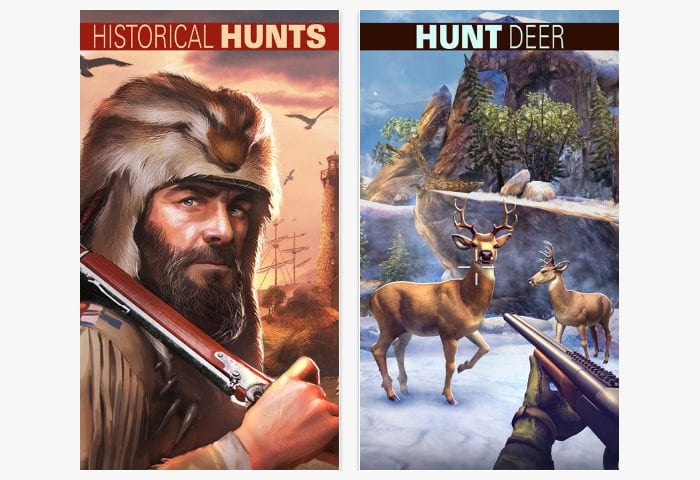 deer hunter app