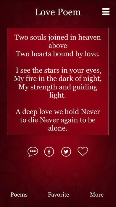 Girlfriend poems for romantic love Romantic Love