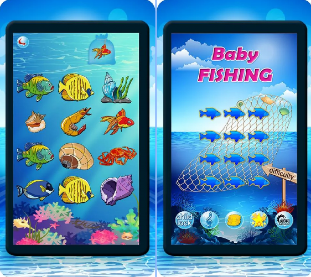 13 free fishing games for kids android ios free apps for Fishing games for kids free