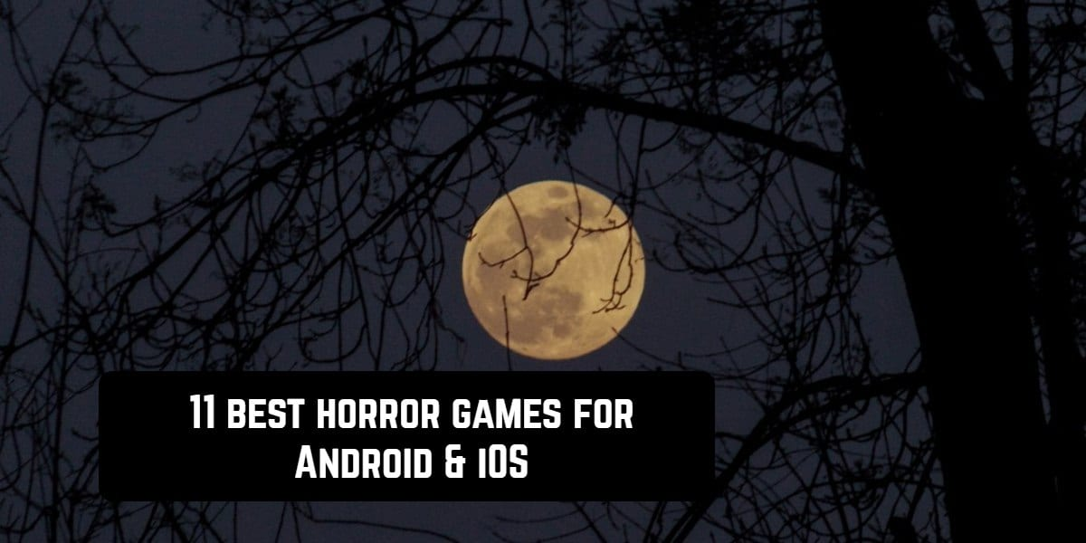 horror game apps