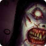The fear: creepy scream house app image
