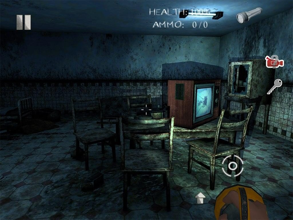 Mental Hospital III Lite app image