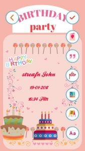 11 Free Apps To Make Birthday Invitations Android Ios