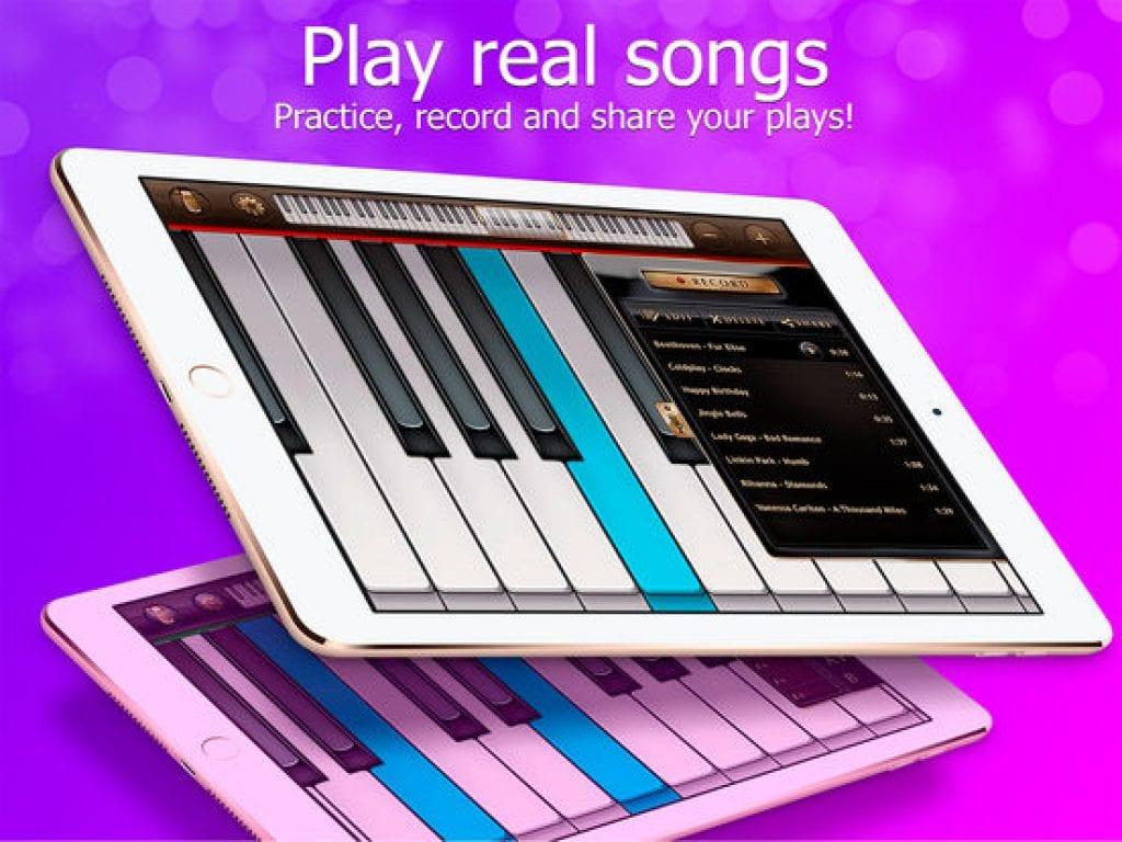 Piano - Play Magic Tiles Game app image