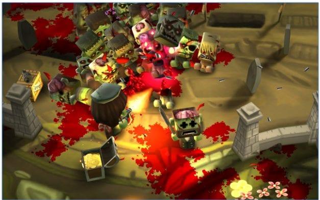 Minigore 2 Zombies app