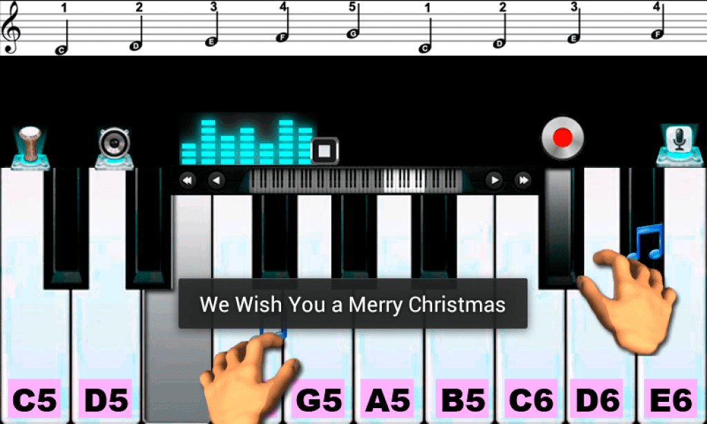 Real Piano Teacher app image 2