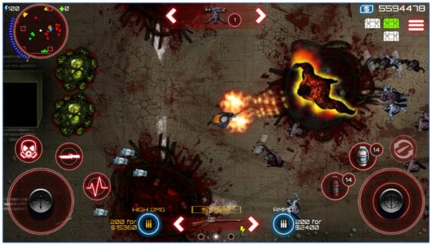 SAS Zombie Assault 4 app