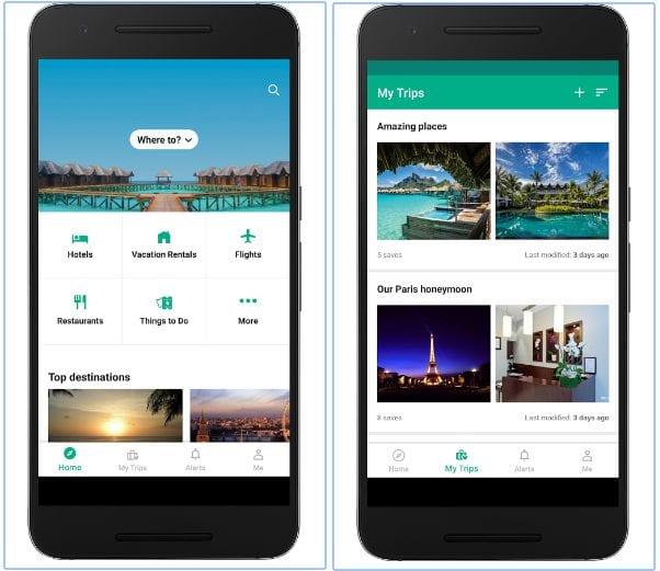 TripAdvisor Hotels Flights Restaurants Attractions app
