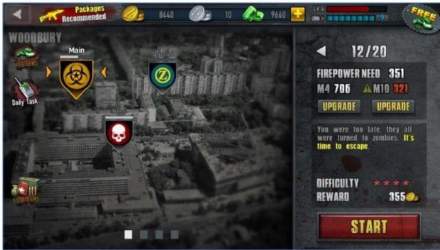 Zombie Frontier 3 app