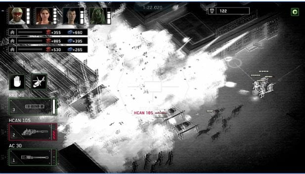 Zombie Gunship app