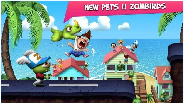 Zombie Tsunami app