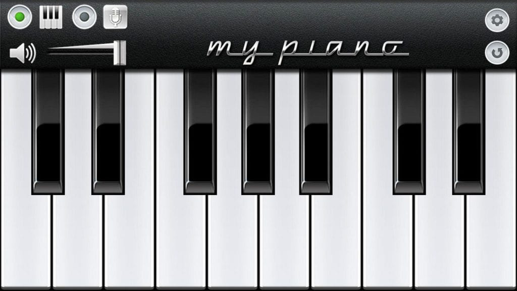 My Piano byTrajkovski Labsapp image