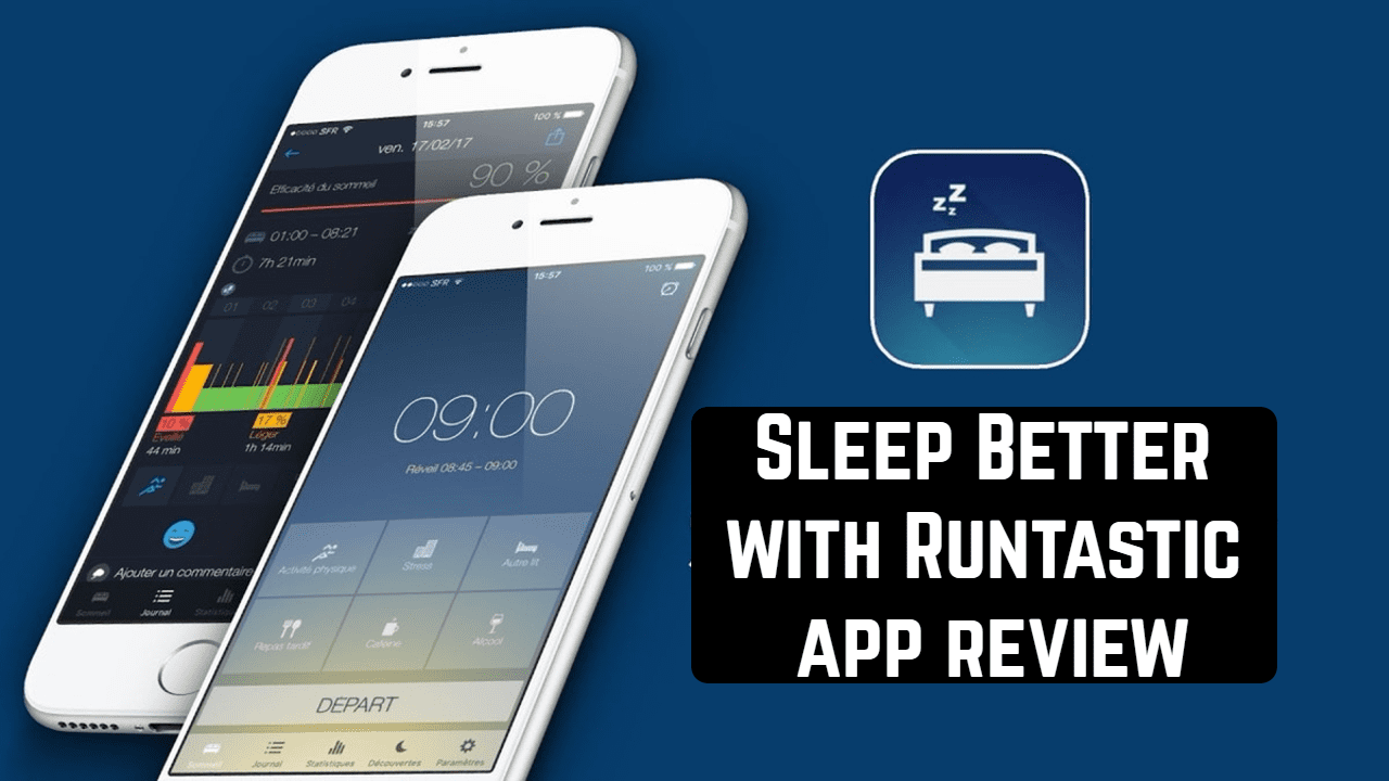 Sleep Better With Runtastic App Review Free Apps For