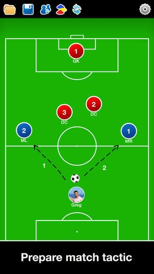 Coach Tactic Board