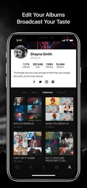 Trending Music Player VIBBIDI