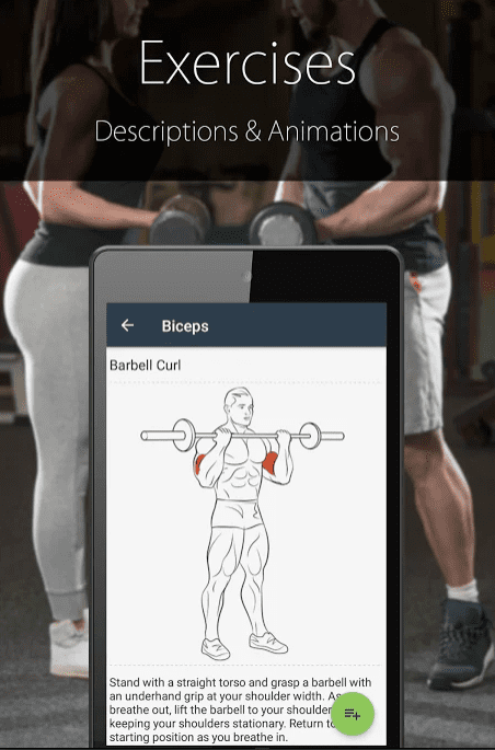 FitProSport app