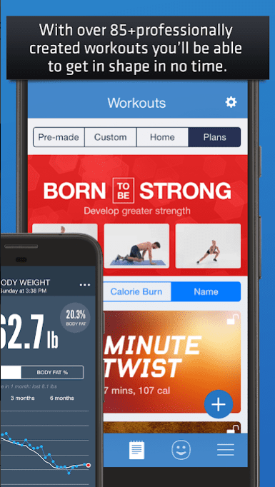 15 Best Bodybuilding apps for Android & iOS | Free apps for