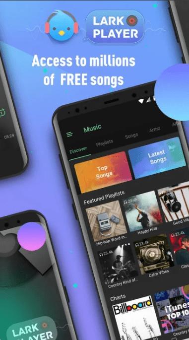 Lark Player app