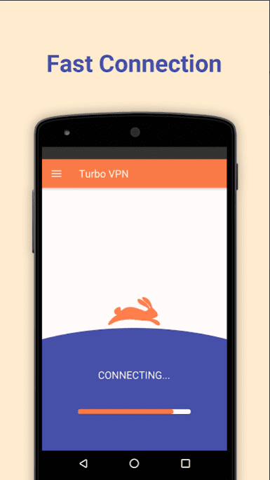 Turbo VPN app