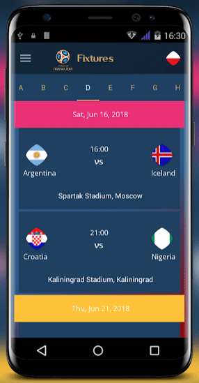 World Cup Russia 2018 1