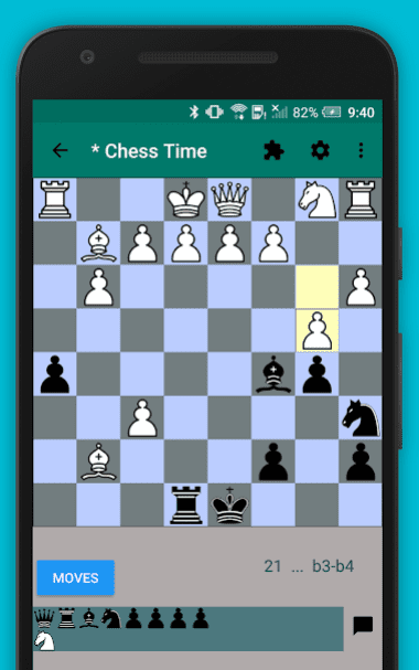 Chess Time app