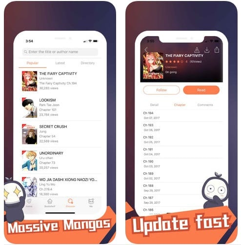 15 Best manga reader apps for Android & iOS | Free apps for Android