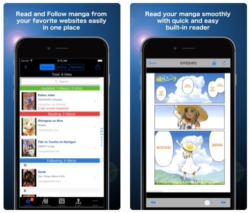 15 Best manga reader apps for Android & iOS | Free apps for