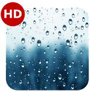 relax rain icon