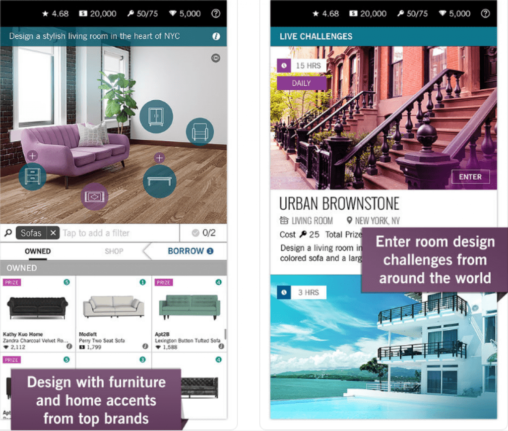 Home Decor Apps: 25 Best Home Design Apps For Android & IOS