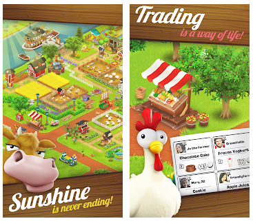 Hay Day Screen