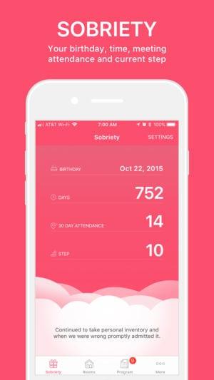 Pink Cloud app