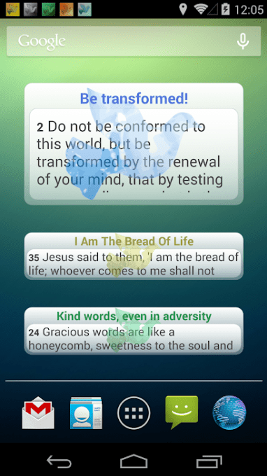 Prayers & Blessings Daily app