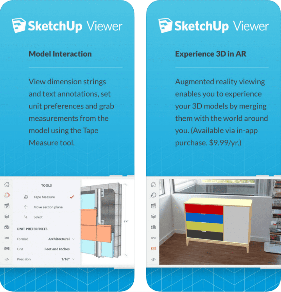 SketchUp Viewer