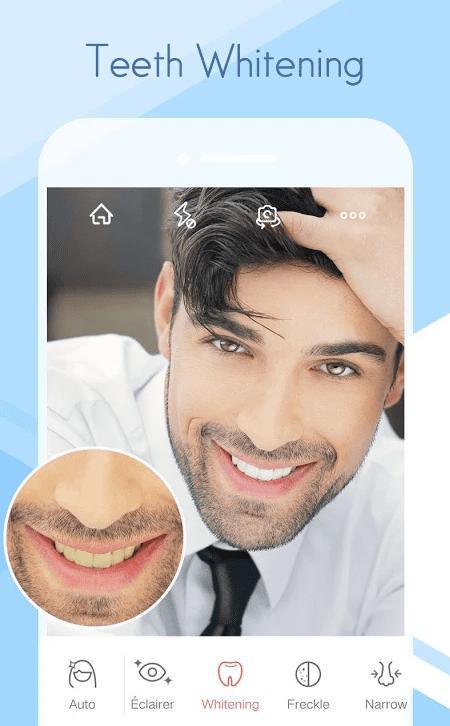Sweet Selfie app