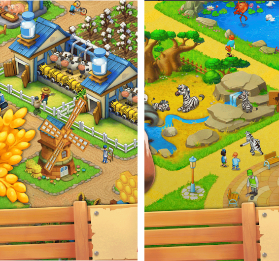 Township screen