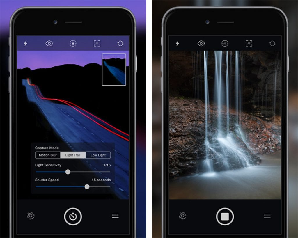 Slow Shutter Cam app review | Free apps for Android and iOS