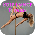 pole dance icon