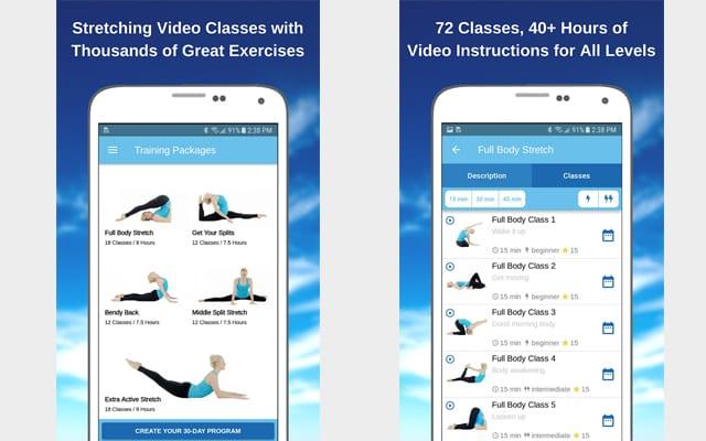 stretchit app