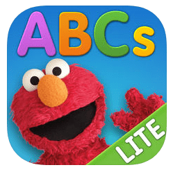 Elmo loves ABCs lite icon