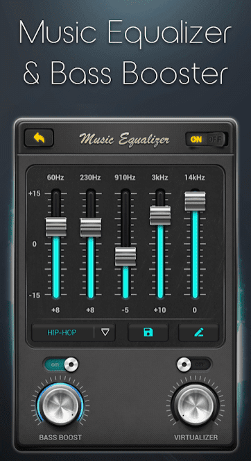 Equalizer - Music Bass Booster 1