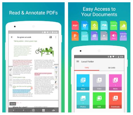 aplicativo para abrir pdf Os Melhores Aplicativo para Abrir PDF em iOS e Android PDF reader scan edit share