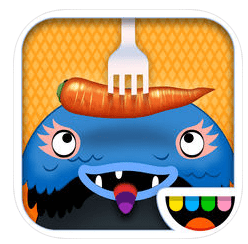 Toca kitchen Monsters icon