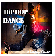 hip hop dance trainer icon