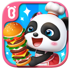 little panda restaurant icon
