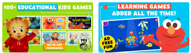 25 Best & Free toddler apps for iPad | Free apps for Android