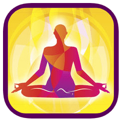 relax reiki relaxation icon